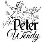 Peter & Wendy play
