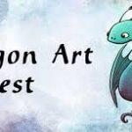 dragon art contest