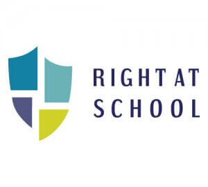 Right at School program logo