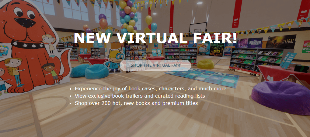Virtual book fair image